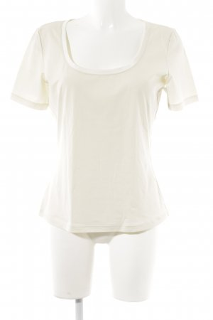 Wolford T-Shirt creme Casual-Look