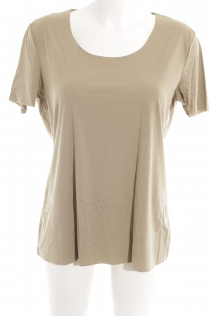 Wolford T-Shirt ocker Casual-Look