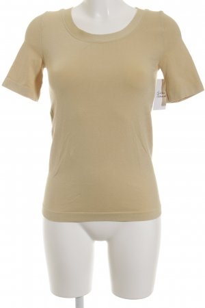 Wolford T-Shirt sandbraun Casual-Look