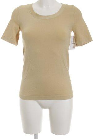 Wolford T-Shirt sandbraun Casual-Look