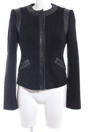 Wolford Wool Jacket black extravagant style