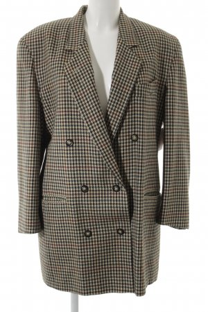 Wool Blazer houndstooth pattern Brit look