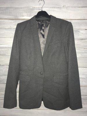 Esprit Blazer in lana grigio