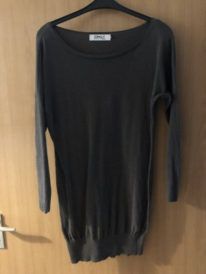 Woll Kleid/ langer Pulli Größe S