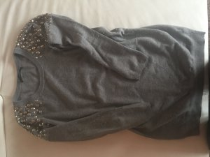 Woll-Oversize Pulli *Hallhuber* mit Nieten