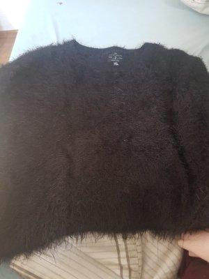 woll pulli Farbe schwarz Größe XL