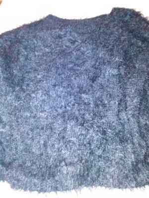 Woll Pulli große XL Farbe schwarz