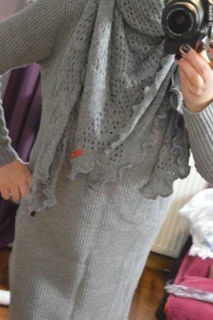 Woll-Stola Schal in grau von Esprit