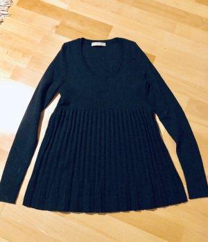 Stefanel Camisa tejida negro