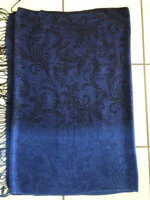 Woll-Viskose Schal