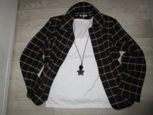 Barisal Blazer in lana nero
