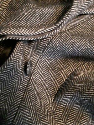 Diane von Furstenberg Blazer en laine noir-gris laine