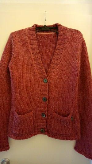 Brax Shirt Jacket bordeaux wool