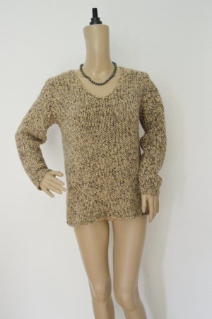 Wolle/Kaschmir Made in Italy Pullover 36/38