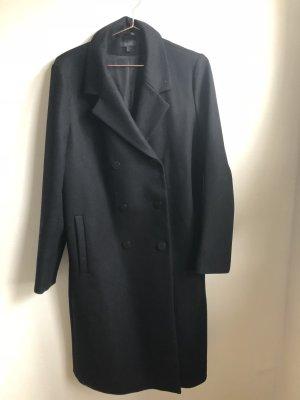 COS Wool Coat black