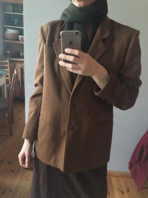 Wolle Kaschmir Sakko, Blazer, oversize, french style