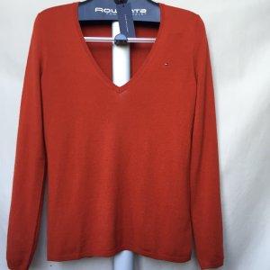 Wolle Pullover Tommy Hilfiger, Größe L