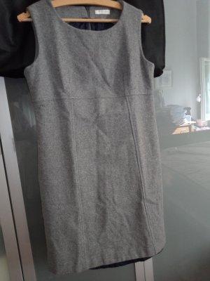 Christian Berg Woolen Dress light grey
