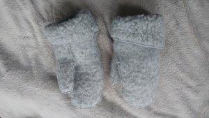 Gants gris clair