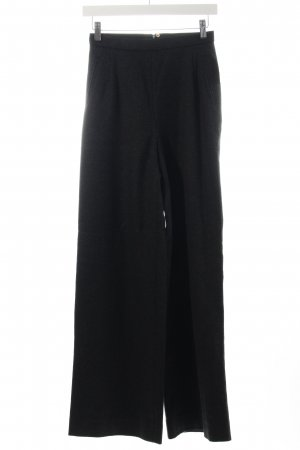 Woolen Trousers anthracite