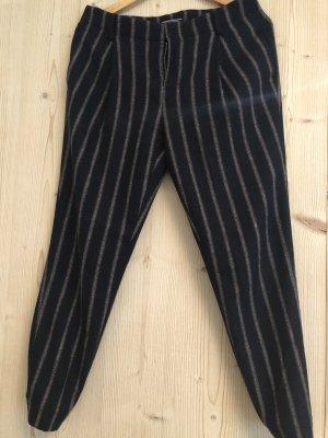 Tommy Hilfiger Woolen Trousers multicolored wool