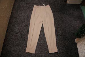 Apart Woolen Trousers camel new wool