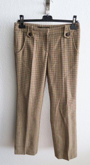 Wollhose im Vintagestil langes Bein 34