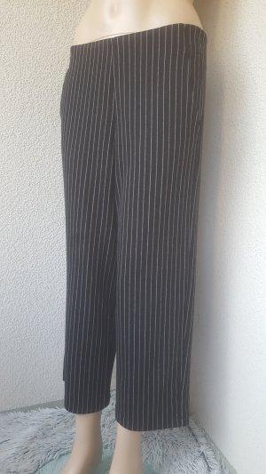 SusyMix Wollen broek zwart