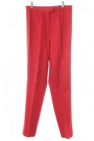Woolen Trousers red-natural white vintage look