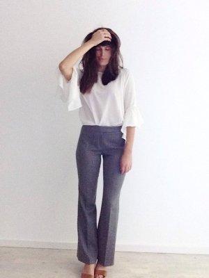 Valentino Woolen Trousers grey