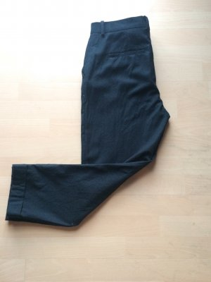 COS 7/8 Length Trousers black-dark blue