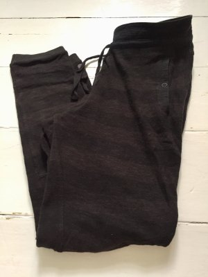 Maison Scotch Woolen Trousers anthracite-black