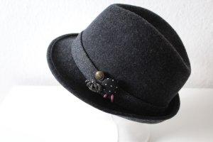 Claires Woolen Hat multicolored