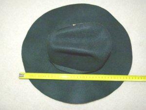 Etam Cappello di lana nero Lana