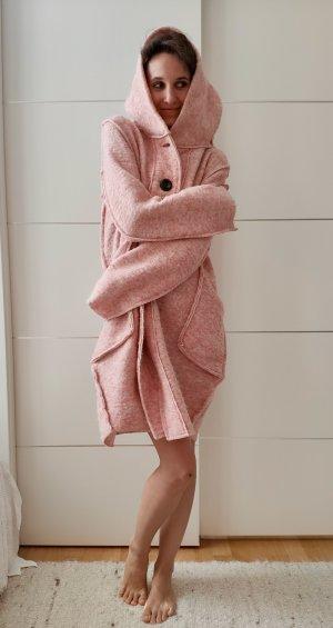 Oversized Coat light pink