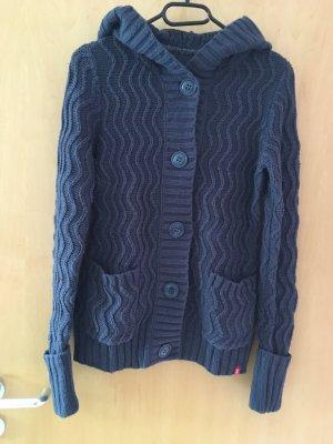 edc by Esprit Wool Jacket dark blue
