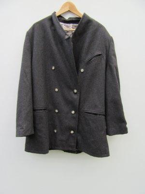 Wolljacke Damen Vintage Retro Tracht Gr. 48 Blazer