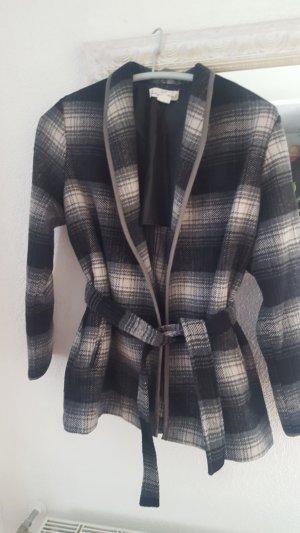 H&M L.O.G.G. Chaqueta de lana multicolor Lana
