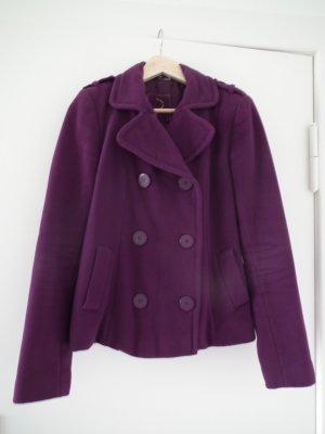 Wolljacke H&M violett