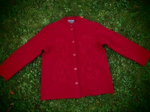 Wolljacke made in Australia