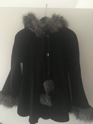 Guess Chaqueta de lana negro