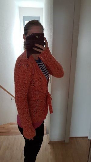 edc by Esprit Veste en laine orange