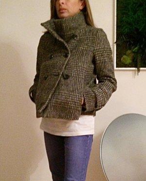 Wolljacke von Benetton geschnitten im Sixty-Style
