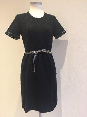 Alprausch Vestito di lana nero