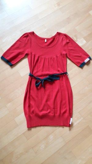 Blutsgeschwister Woolen Dress red