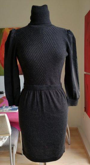 Wollkleid für Detailverliebte