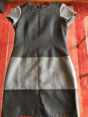 Mexx Vestido de lana multicolor