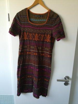 Gudrun Sjöden Vestito di lana multicolore Cotone
