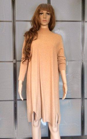 Asos Wollen jurk camel