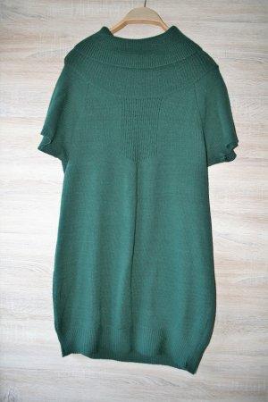 Gina Benotti Woolen Dress forest green